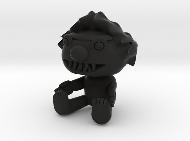 Mr Zobi 3d printed