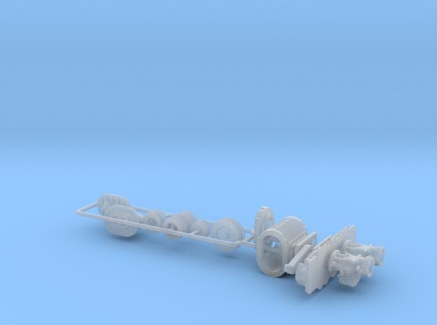 1 12 Flathead SCOT Blower Kit 3d printed