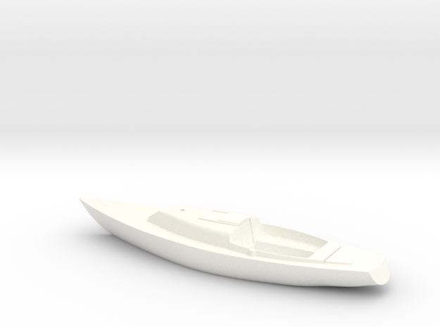 H-vene-H0 in White Processed Versatile Plastic