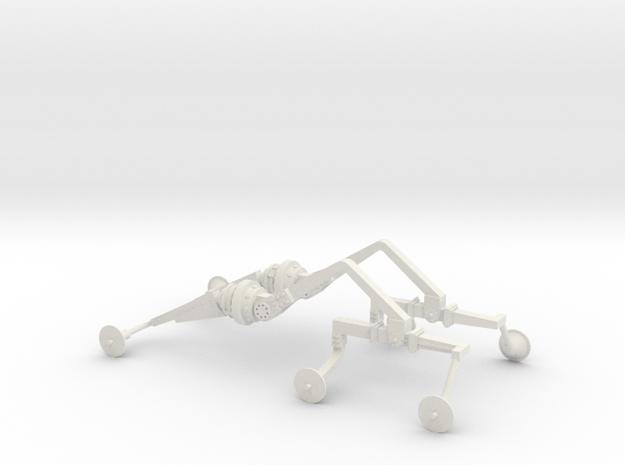 Mars Rover Suspension Arm Pair 3d printed