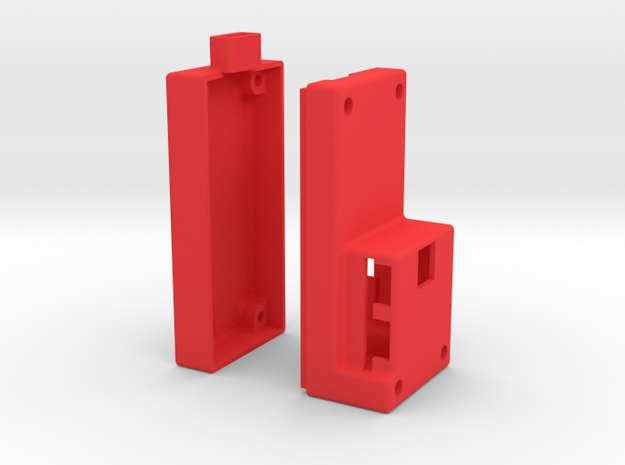 Alexmos Third Axis Controller Stand Alone Housing 3d printed