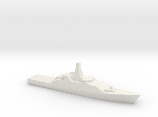 [RNLN] Holland Class 1:3000 3d printed