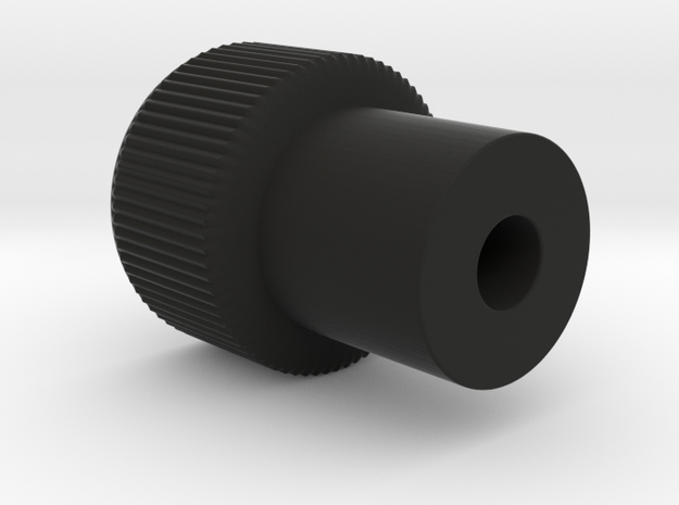 Knob-PushButton 3d printed