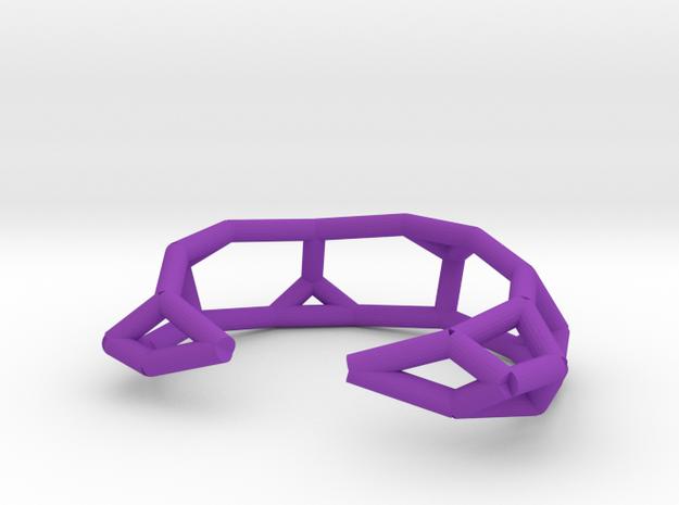 Stellar bracelet 3d printed