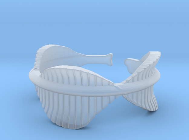 Flying Rod 6, Ring Size 12 3d printed