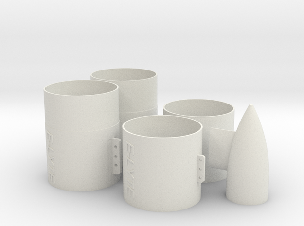 Order15 in White Natural Versatile Plastic