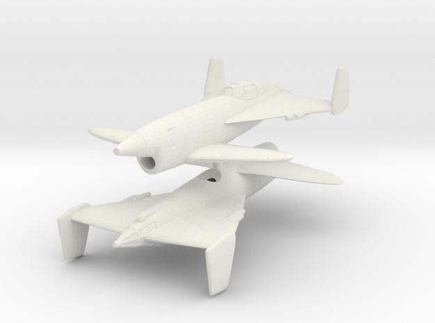 1/200 Payen PA 400 (x2) in White Natural Versatile Plastic