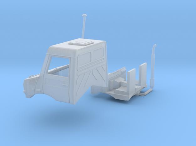 TLF3000-Kabine Kurz in Smooth Fine Detail Plastic