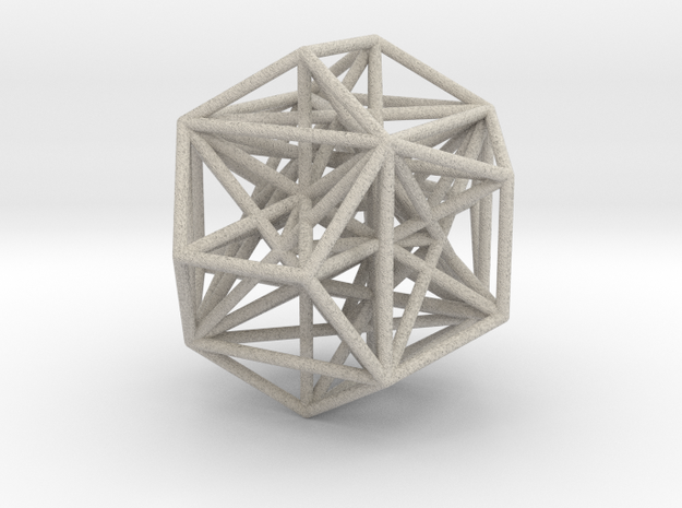 MorphoHedron11 in Sandstone