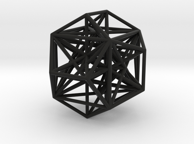 MorphoHedron9 3d printed