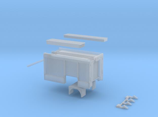 Aufbau HLF 20/16 DUS ohne Rollos in Smooth Fine Detail Plastic