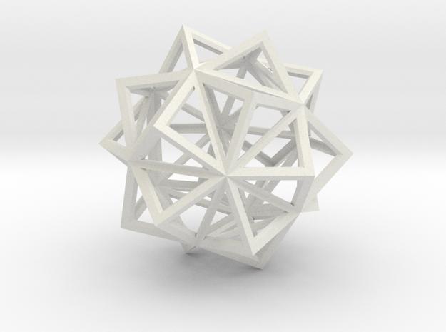 Stellate Star III 3d printed