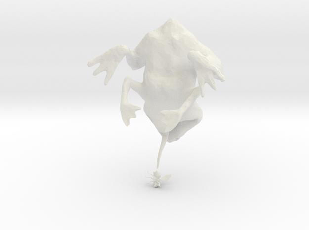 Evolution of a Frog 3d printed