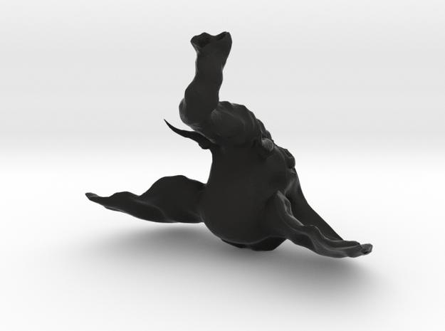 Head of Elephant 3d printed