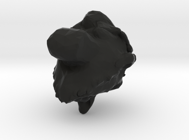 Van Gogh 3D 3d printed