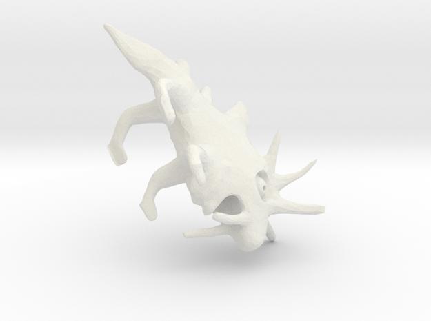 evolutionFish_6 3d printed