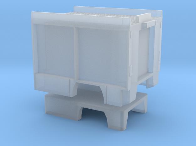 LF 20/6-TS-Aufbau ohne Rollos in Smooth Fine Detail Plastic