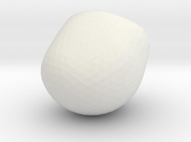 HEAD OF GOLLAM 3d printed