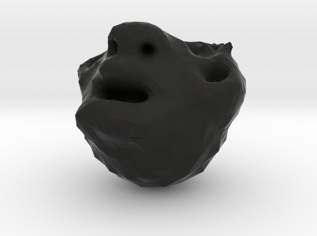 Scary Face Basic 3d printed