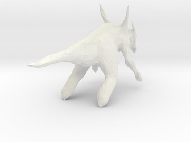 disabled dragon 3d printed