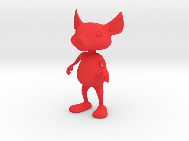 Tiny Pig 3d printed