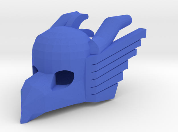 Dracopheon--the Dragon Bird Thingy Head 3d printed