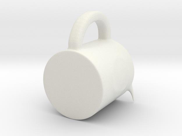 6030 in White Natural Versatile Plastic