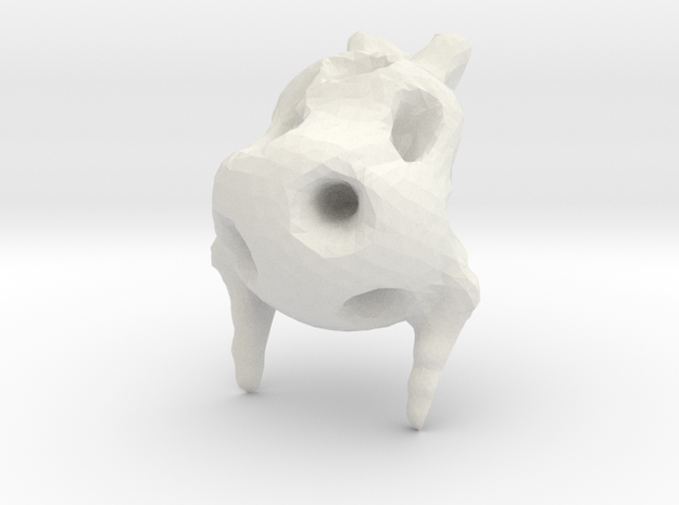 Hole head 3d printed
