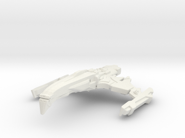 Seeker Class Destroyer 3d printed