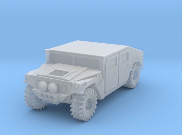 Hummer - Zscale in Smooth Fine Detail Plastic