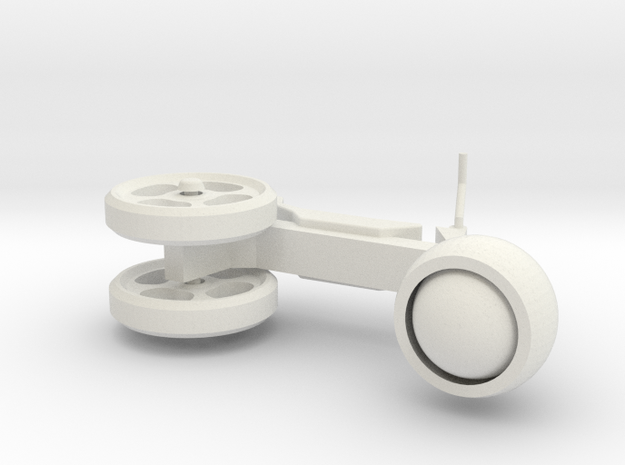 mini trycycly in White Natural Versatile Plastic