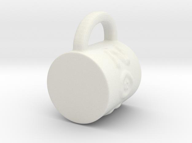 Zoo mug 3d printed