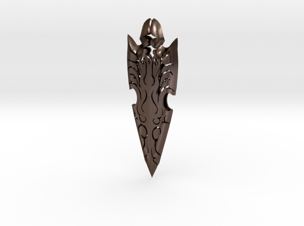 Decorative Arrow Head 3d printed