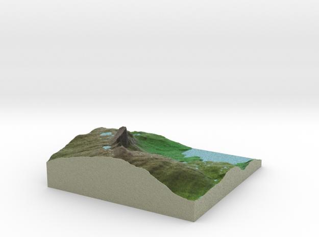 Terrafab generated model Fri Sep 27 2013 12:18:46 3d printed