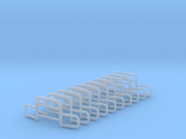 Rammschutzbügel MACK.stl in Smooth Fine Detail Plastic