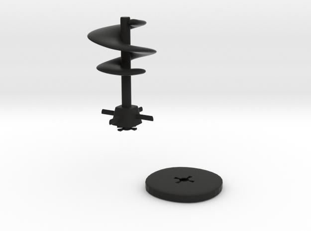 Mini Leonardo Da Vici flying machine 3d printed