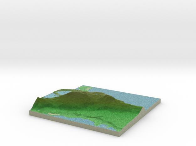 Terrafab generated model Sun Sep 29 2013 15:21:56 3d printed