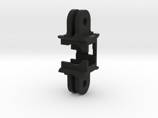 Fatshark 600tvl Camera Holder with GoPro Mount 3d printed