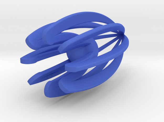 ART FASHION RING FOR WOMAN 3d printed