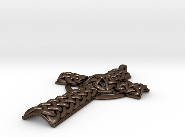 Celtic Cross - Small version 3d printed