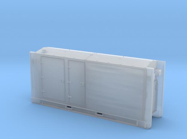 HFS-Pumpenmodul-mit Glatten Türen  in Smooth Fine Detail Plastic