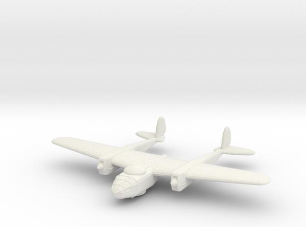 1/300 Arado Ar E 500 in White Natural Versatile Plastic