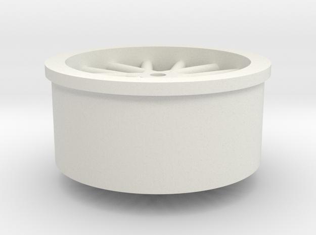 wheel - miniz size - 1.5mm shaft 3d printed