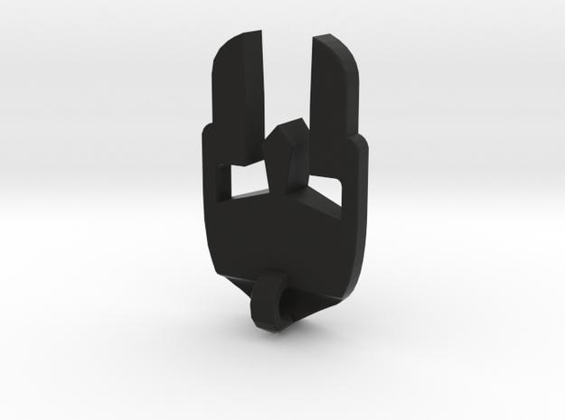 Helmet Slanted 3d printed