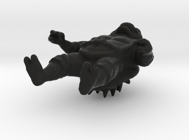 Super Mario Turtle 3d printed