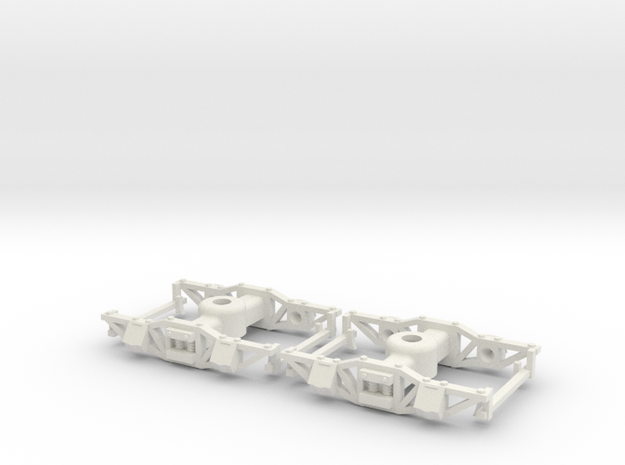 On2 Gilpin trucks  3d printed
