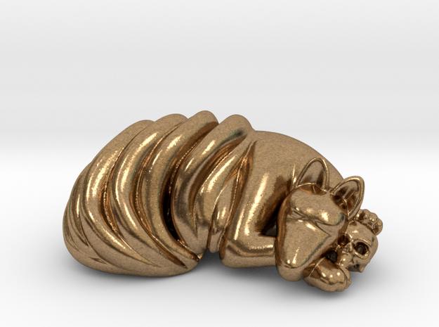 Nine-tailed fox (kyuubi) 3d printed