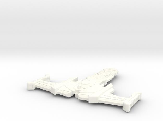 VourickClass in White Processed Versatile Plastic