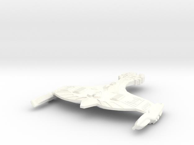 Shakkor Class in White Processed Versatile Plastic