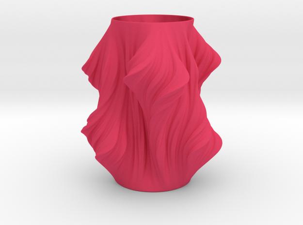Julia Vase #011 - Heatwave 3d printed